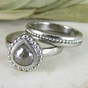 India Wedding & Engagement Rings by Alexis Dove
