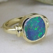 Opal Ring by Alexis Dove
