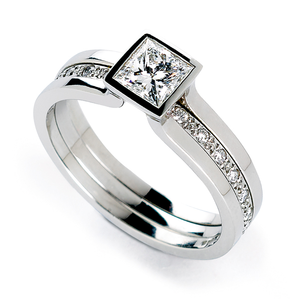 Designer Wedding Rings Uk