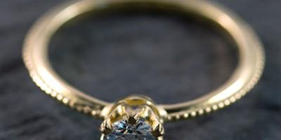 4.delicate solitaire diamond