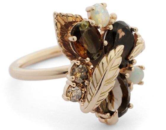 Karlin Anderson's 18ct Rose Gold Ring