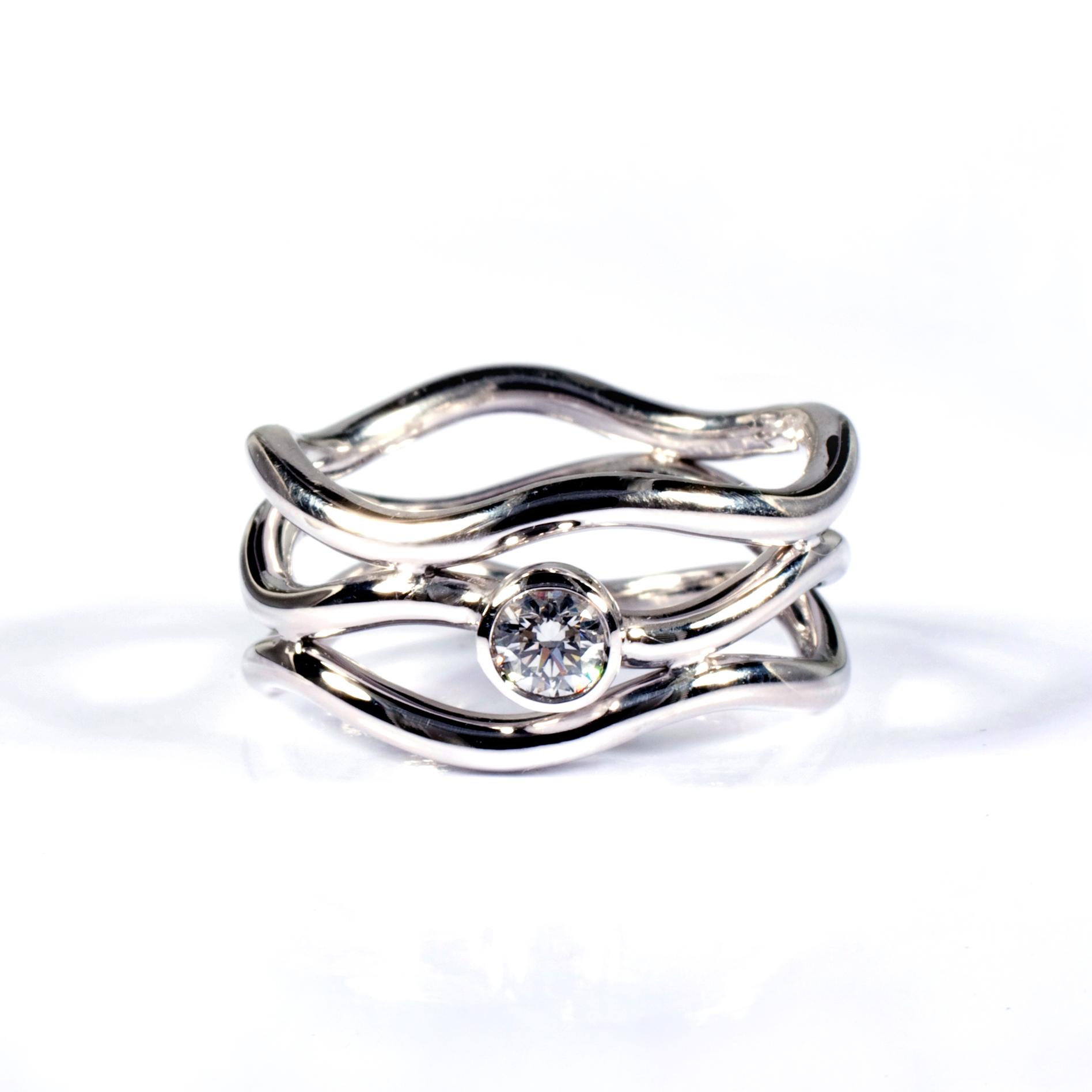 Unusual Engagement Ring Designers Fl Designer Guides