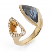 Open-rose-gold-ring-with-fancy-cut-blue-tourmaline-and-diamonds-1024x708